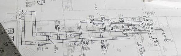 planos y licencias para rehabilitar un local comercial