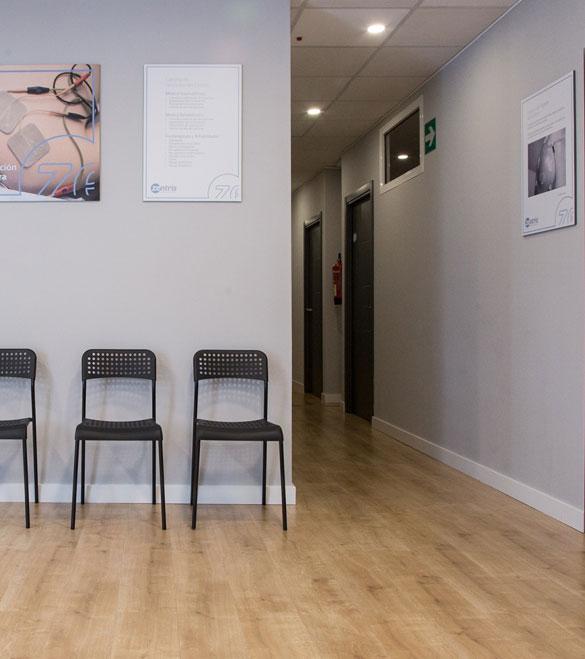 rehabilitación de locales y clínicas