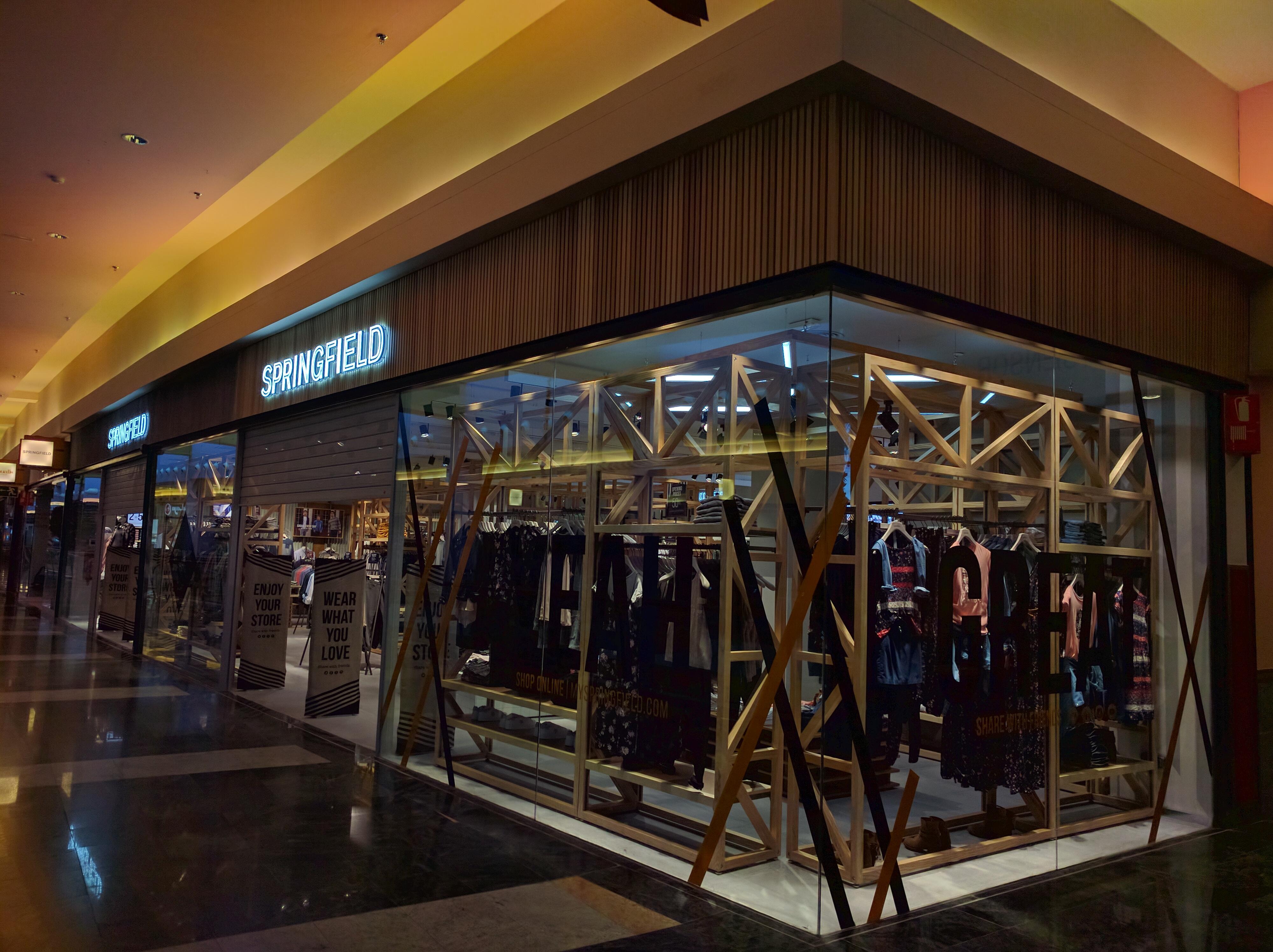 Springfield Centro Comercial Dos Mares, Murcia