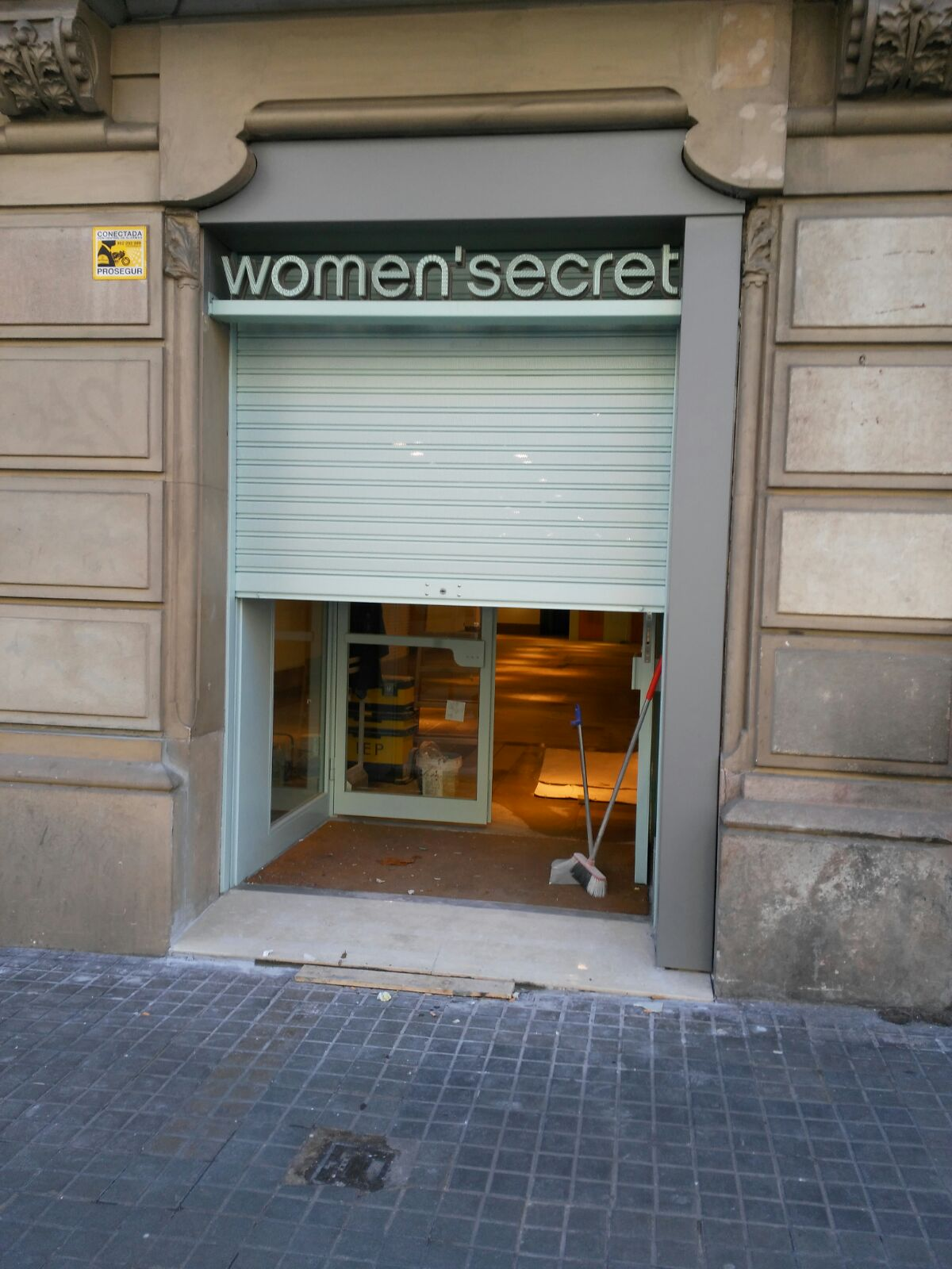 Fachada Women Secret Rambla Catalunya