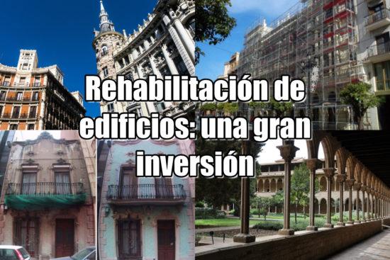 Rehabilitación De Edificios: Una Gran Inversión