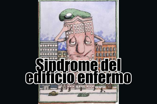 Sindrome Del Edificio Enfermo